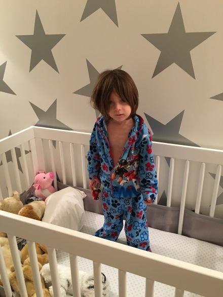 Jagger crib
